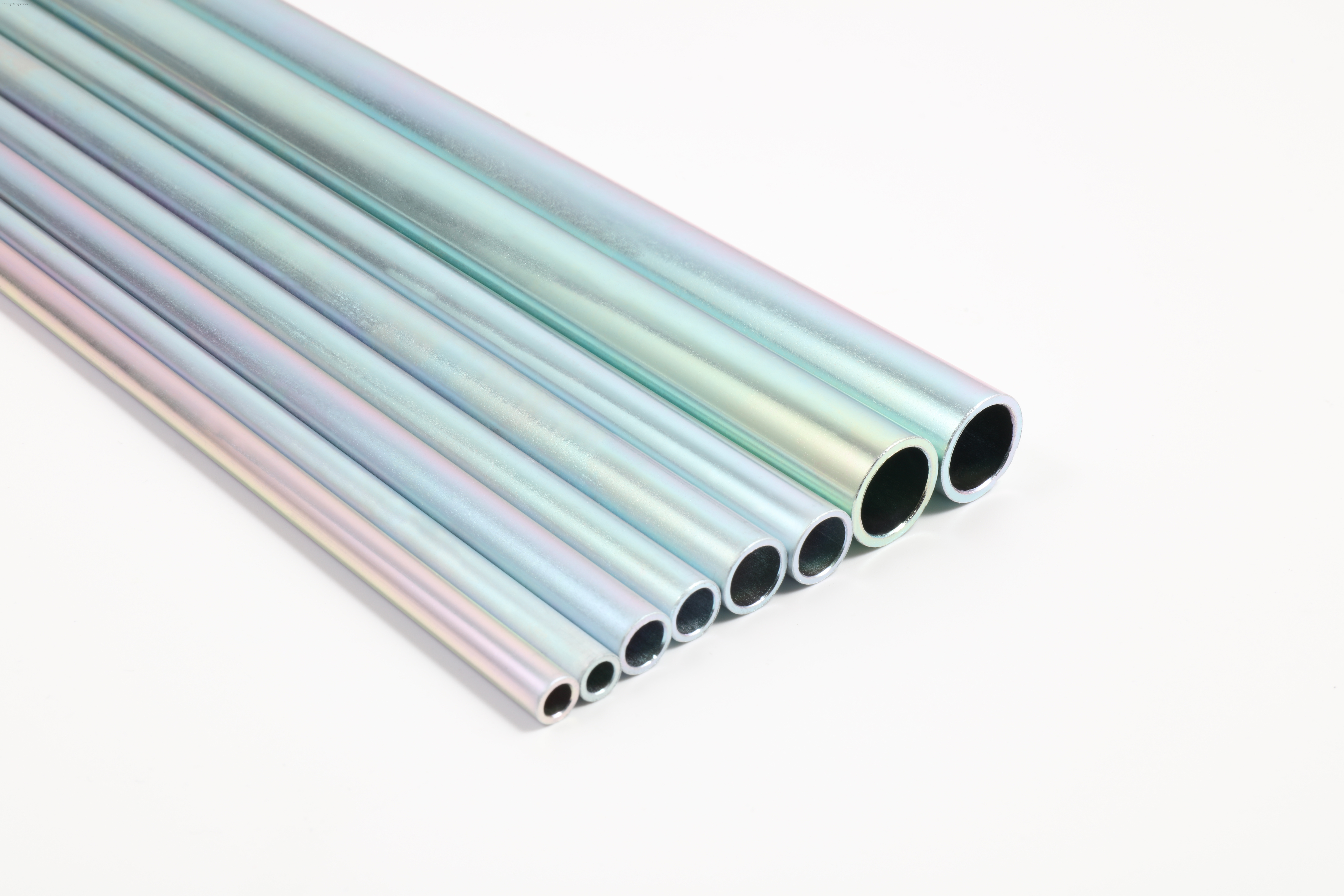 High Percision Galvanized Steel Tube