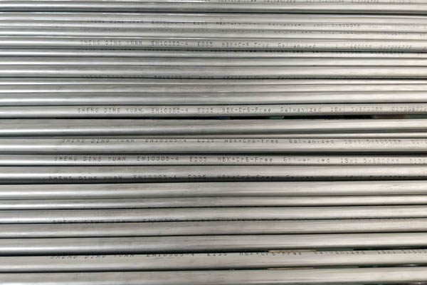 Do you Know the Manufacturing Process of Seamless Steel Tube?